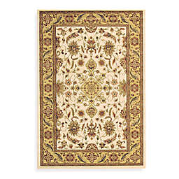 Safavieh Lyndhurst 2-Foot 3-Inch x 14-Foot Runner in Tan & Ivory