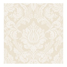 Fine Décor Briar Damask Wallpaper in Beige