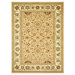 Safavieh Lyndhurst Collection 2-Foot 3-Inch x 14-Foot Runner in Beige