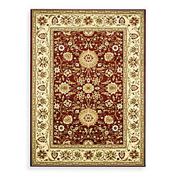 Safavieh Lyndhurst Collection Rugs in Red/Ivory