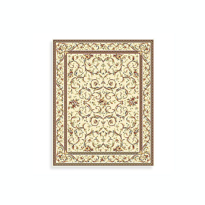 Alternate image 1 for Safavieh Lyndhurst Floral Rugs in Ivory