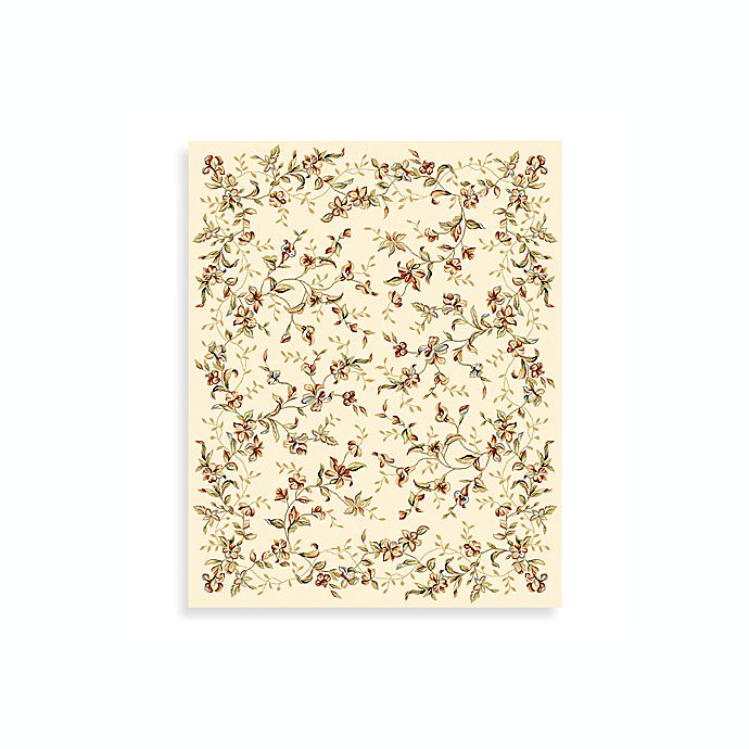 Alternate image 1 for Safavieh Lyndhurst Romantic Rugs in Ivory