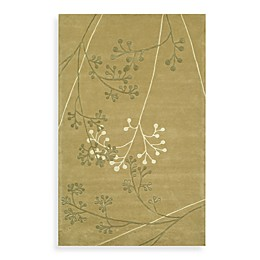 Safavieh Soho Wool Accent Rugs in Sage