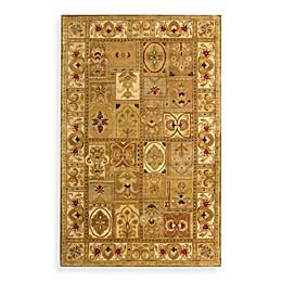 Safavieh Classic Wool Rug in Sage/Multicolor