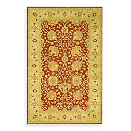 Safavieh Antiquities Rust Wool Rug