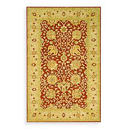 Safavieh Antiquities Rust Wool Rug