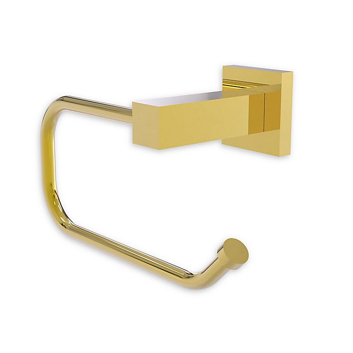 Alternate image 1 for Allied Brass Montero Collection Euro Style Toilet Paper Holder
