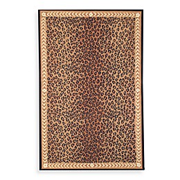 Safavieh Chelsea Wool Accent Rug in Black/Brown
