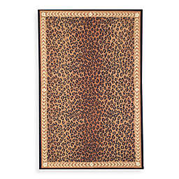 Safavieh Chelsea Wool Rug in Black/Brown