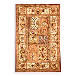 Safavieh Classic Patchwork Wool Rug in Amber