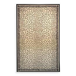 Safavieh Chelsea Collection Wool Area Rug in Cheetah