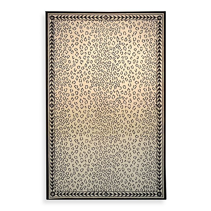 Alternate image 1 for Safavieh Chelsea Collection Wool Area Rug in Cheetah
