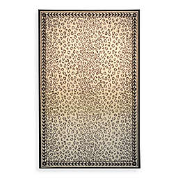 Safavieh Chelsea Collection Wool Area Rug in Cheetah