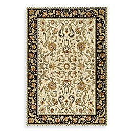 Safavieh EZ Care Floral Rug in Navy/Ivory