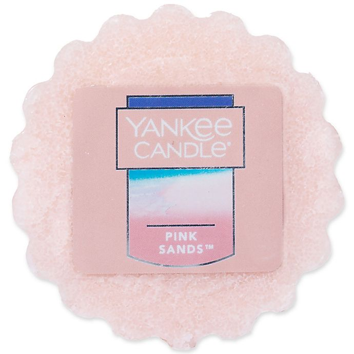 Alternate image 1 for Yankee Candle® Pink Sands™ Tarts® Wax Potpourri