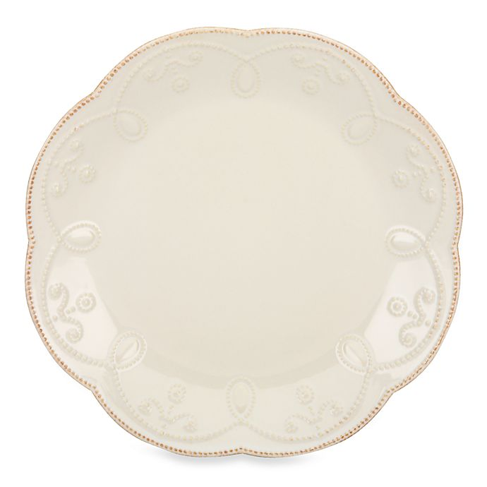 Alternate image 1 for Lenox® French Perle™ Accent Plate in White