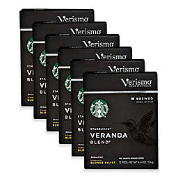 Starbucks® Verismo™ 72-Count Veranda Blend Blonde Roast Brewed Coffee Pods