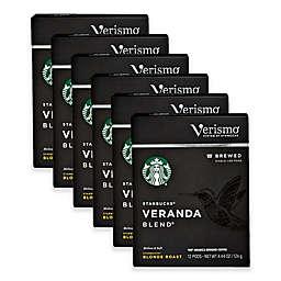 Starbucks® Verismo® 72-Count Veranda Blend Blonde Roast Brewed Coffee Pods