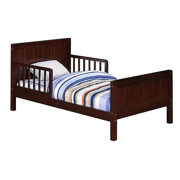 Alternate image 1 for Baby Relax Toddler Bed in Espresso