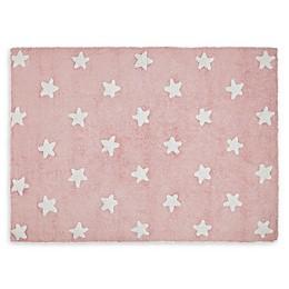 Lorena Canals Stars 4'x5' Washable Area Rug