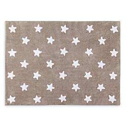 Lorena Canals Stars 4'x5' Area Rug