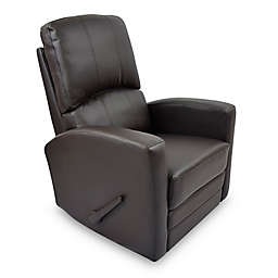 Kidiway® Habana Bonded Leather Reclining Chair