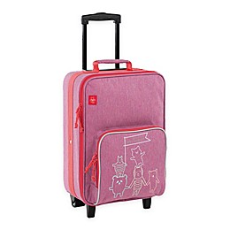 Lassig Trolley About Friends Rolling Suitcase