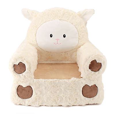 Sweet Seats® Plush Lamb Chair in Ivory