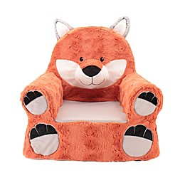 Soft Landing™ Premium Sweet Seats™ Fox Character Chair