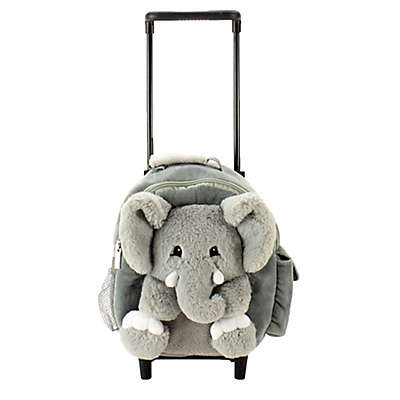 Animal Adventure ® Happy Trolleys™ Elephant Convertible Backpack