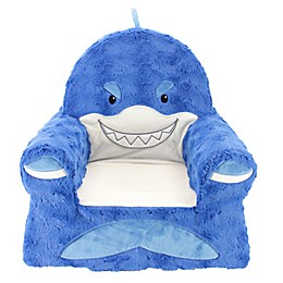 Soft Landing™ Premium Sweet Seats™ Shark Character Chair