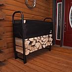 ShelterLogic® 4-Foot Covered Firewood Rack