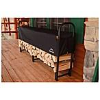 ShelterLogic® 8-Foot Covered Firewood Rack