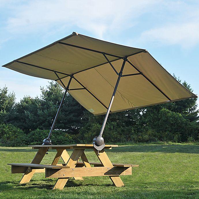 Quick Clamp Canopy Tilt Mount In Bronze