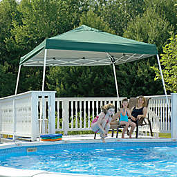 ShelterLogic® Sport Series 12' x 12' Slant Leg Canopy in Green