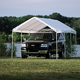 ShelterLogic® Max AP™ Canopy 10-Foot x 20-Foot 8 Legs in White