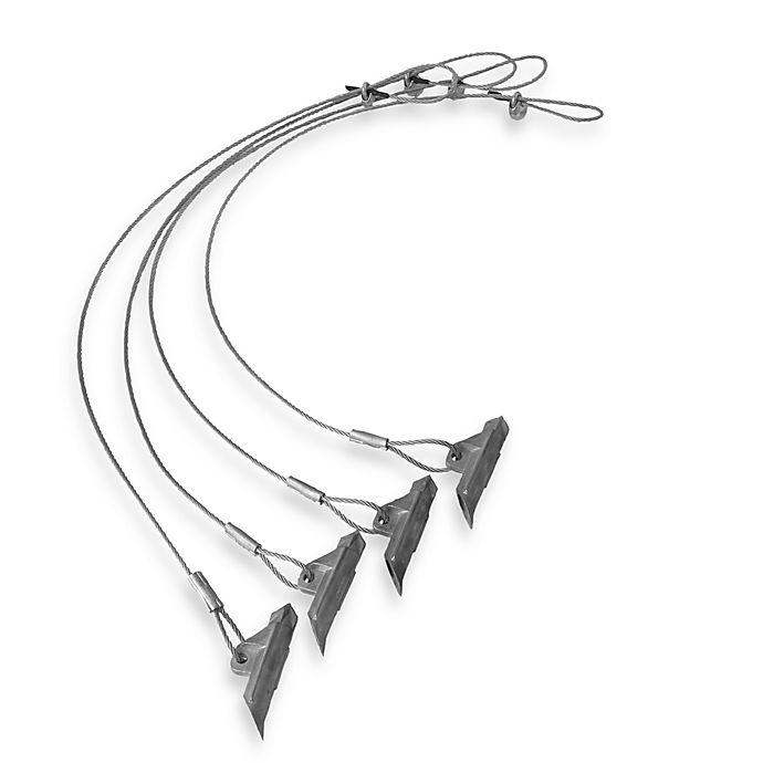 Alternate image 1 for ShelterLogic® Easy Hook® Anchors (Set of 4)