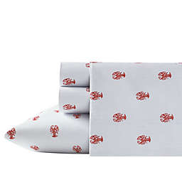 Nautica® Somersby Printed Sheet Set in Blue