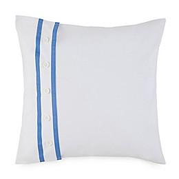 Southern Tide® Summer Daze European Pillow Sham in White/Blue