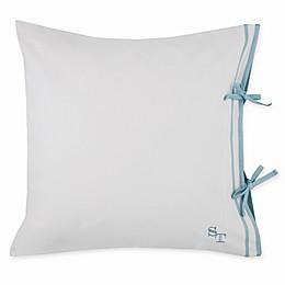 Southern Tide® Sea Breeze European Pillow Sham in White