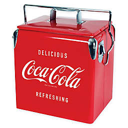 Coca-Cola® Vintage Style 13-Liter Ice Chest