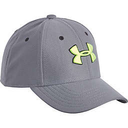 Under Armour® Infant/Toddler Hi Vis Logo Cap in Graphite
