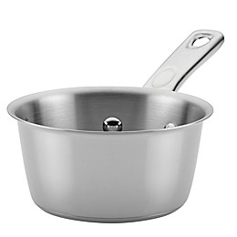 Ayesha Curry™ Stainless Steel 1-Quart Covered Saucepan