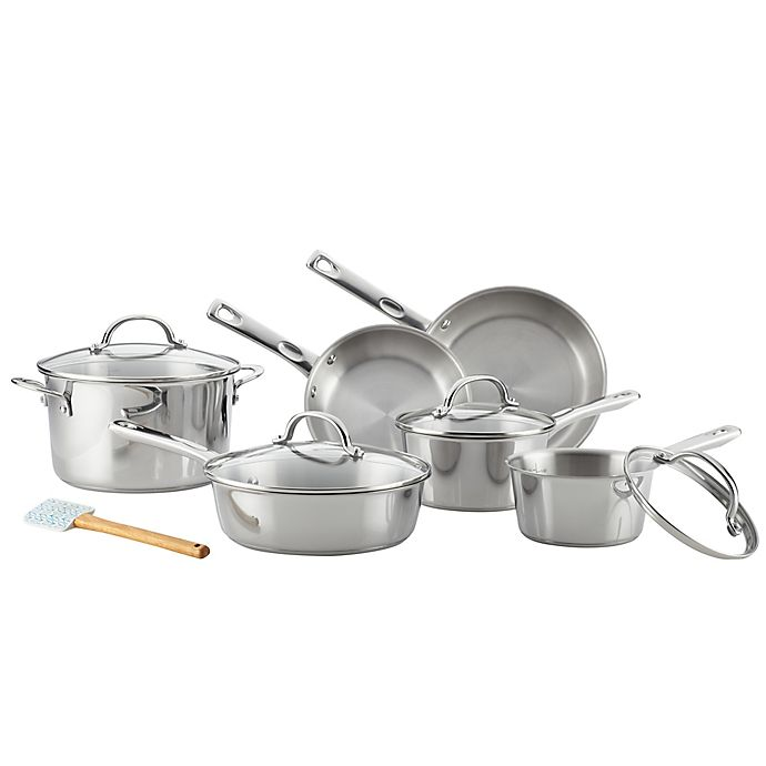 Alternate image 1 for Ayesha Curry™ Stainless Steel Cookware Collection