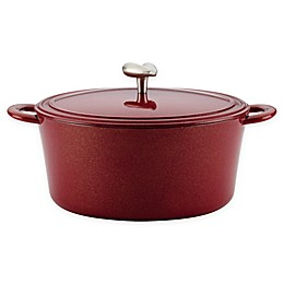 Ayesha Curry 6 qt. Cast Iron Dutch Oven