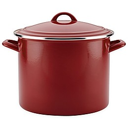 Ayesha Curry™ Enamel on Steel 12 qt. Stock Pot