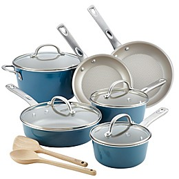 Ayesha Curry™ Porcelain Enamel Nonstick 12-Piece Cookware Set