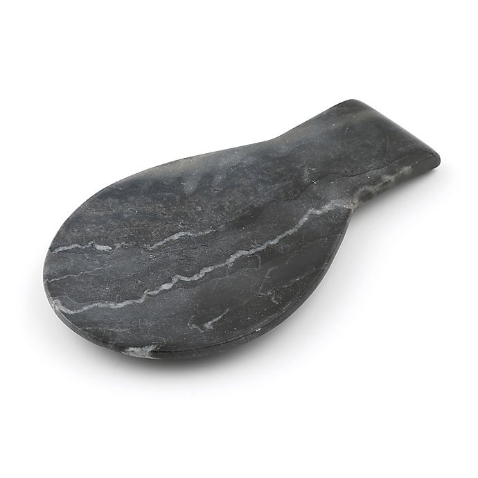 Alternate image 1 for Thirstystone® Marble Spoon Rest