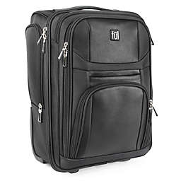 ful® Crosby Narrow Profile Carry On Luggage in Black