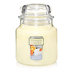 Yankee Candle® Housewarmer® Juicy Citrus & Sea Salt Medium Jar Candle